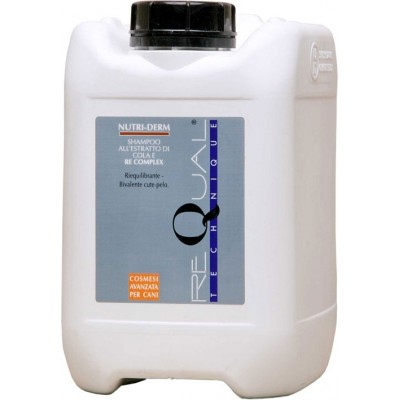 C020 ReQual Technique Nutri-Derm Shampoo 5000 ml