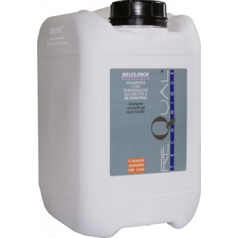 C010 ReQual Technique Riflex-Prof Shampoo 5000 ml